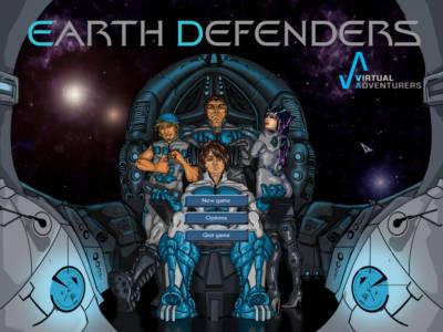 Earth Defenders - Un jeu d'action et de stratégie développé à temps perdu