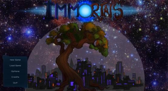 Immortals - Une aventure littéraire de science-fiction dont vous êtes le héros